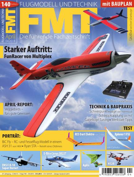 FMT - FLUGMODELL UND TECHNIK March 22, 2018 00:00