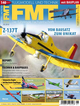 FMT - FLUGMODELL UND TECHNIK 05/2018