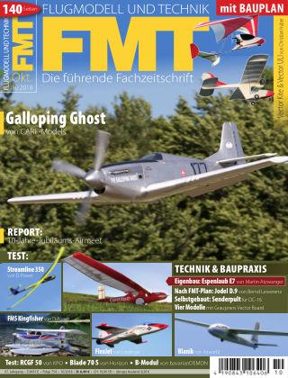 FMT - FLUGMODELL UND TECHNIK 10/2018
