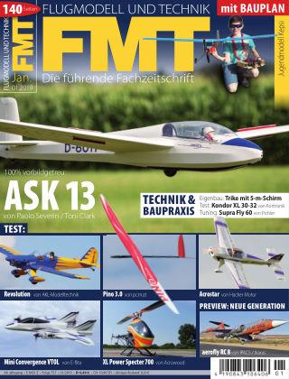 FMT - FLUGMODELL UND TECHNIK 01/2019