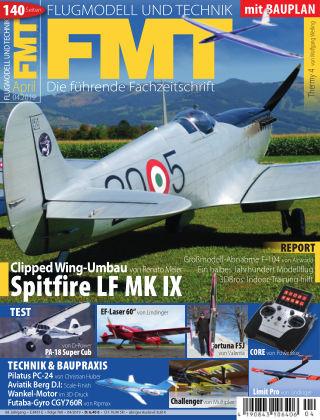 FMT - FLUGMODELL UND TECHNIK 04/2019