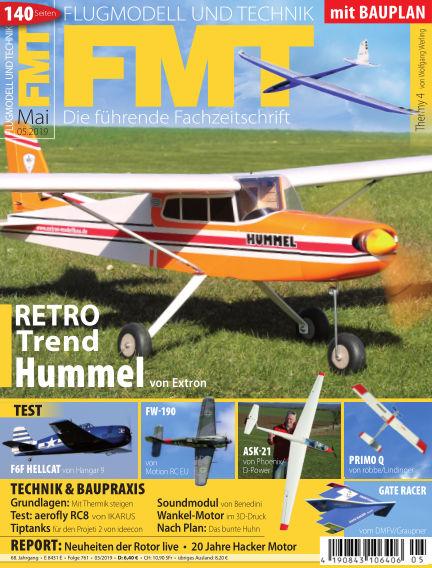 FMT - FLUGMODELL UND TECHNIK April 25, 2019 00:00