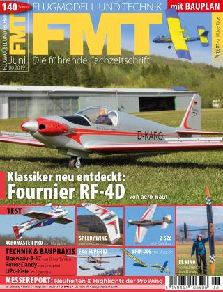FMT - FLUGMODELL UND TECHNIK 06/2019