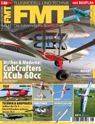 FMT - FLUGMODELL UND TECHNIK 08/2019