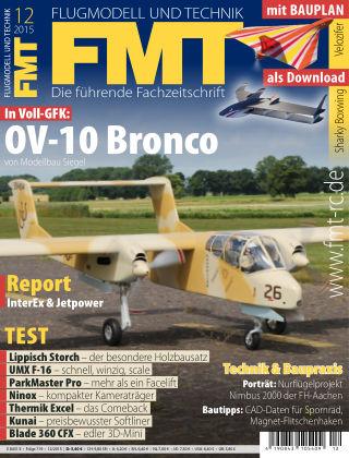 FMT - FLUGMODELL UND TECHNIK 12/2015