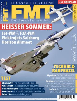 FMT - FLUGMODELL UND TECHNIK 11/2015
