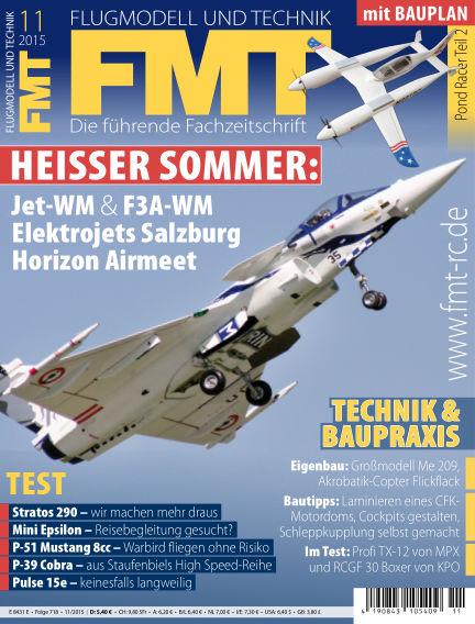 FMT - FLUGMODELL UND TECHNIK September 17, 2015 00:00