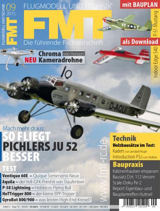 FMT - FLUGMODELL UND TECHNIK 09/2015