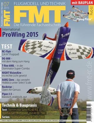 FMT - FLUGMODELL UND TECHNIK 07/2015