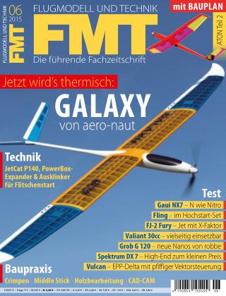 FMT - FLUGMODELL UND TECHNIK 06/2015