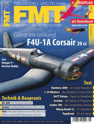 FMT - FLUGMODELL UND TECHNIK 05/2015