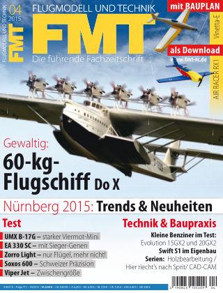 FMT - FLUGMODELL UND TECHNIK 04/2015