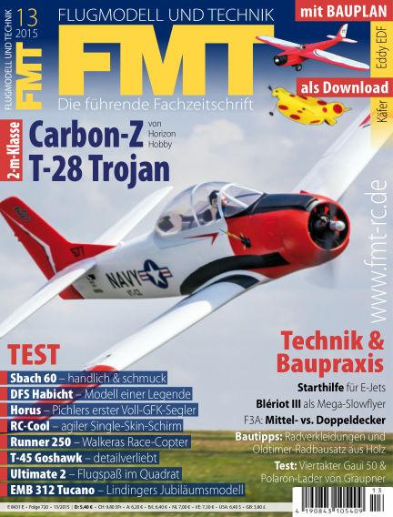 FMT - FLUGMODELL UND TECHNIK December 12, 2015 00:00