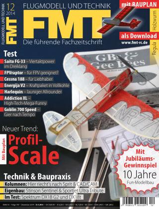 FMT - FLUGMODELL UND TECHNIK 12/2014