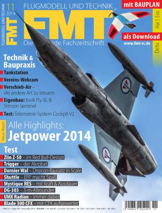FMT - FLUGMODELL UND TECHNIK 11/2014