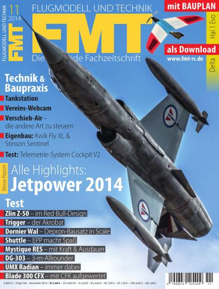FMT - FLUGMODELL UND TECHNIK October 09, 2014 00:00