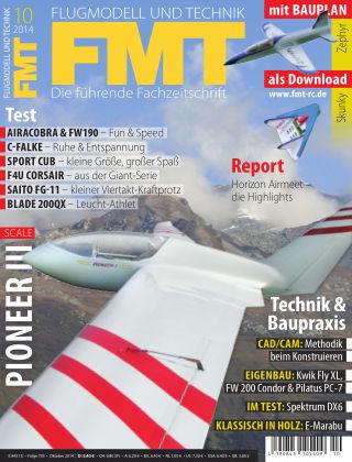 FMT - FLUGMODELL UND TECHNIK 10/2014