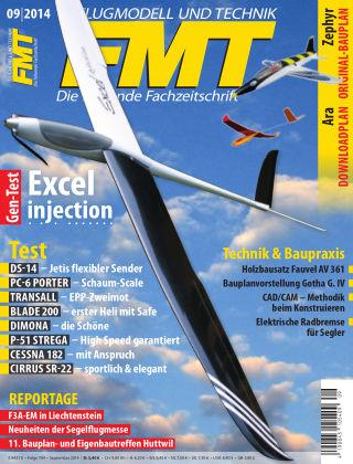 FMT - FLUGMODELL UND TECHNIK 09/2014