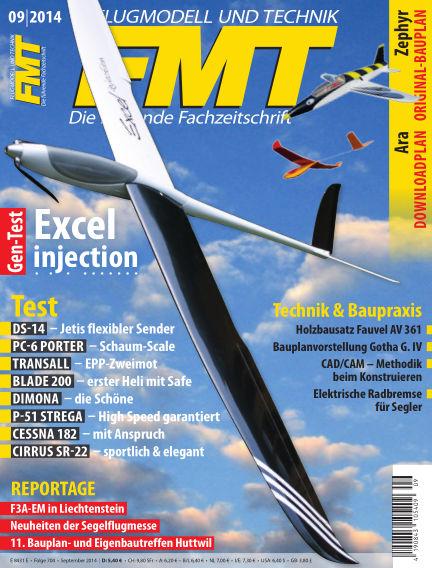 FMT - FLUGMODELL UND TECHNIK August 14, 2014 00:00