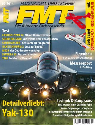 FMT - FLUGMODELL UND TECHNIK 07/2014