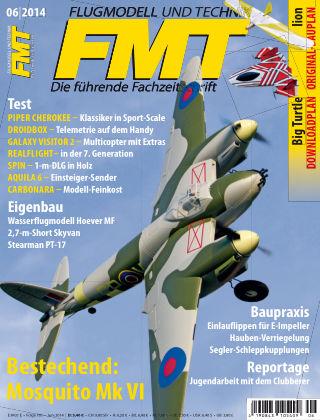 FMT - FLUGMODELL UND TECHNIK 06/2014