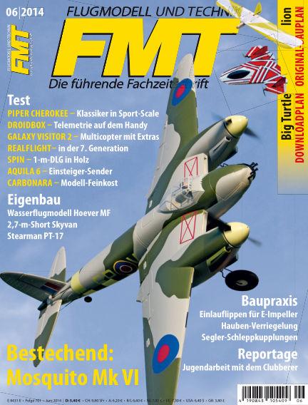 FMT - FLUGMODELL UND TECHNIK May 08, 2014 00:00
