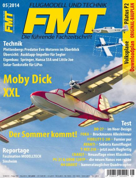 FMT - FLUGMODELL UND TECHNIK April 10, 2014 00:00