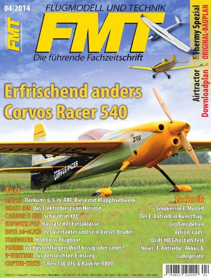 FMT - FLUGMODELL UND TECHNIK March 13, 2014 00:00