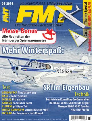 FMT - FLUGMODELL UND TECHNIK 03/2014