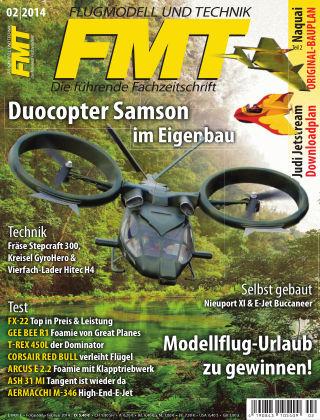 FMT - FLUGMODELL UND TECHNIK 02/2014
