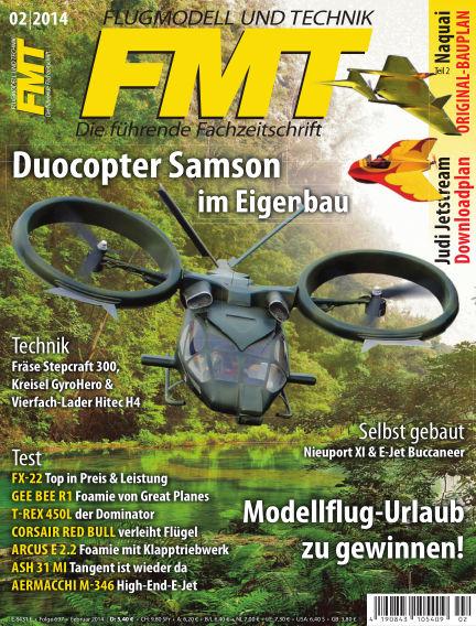 FMT - FLUGMODELL UND TECHNIK January 16, 2014 00:00