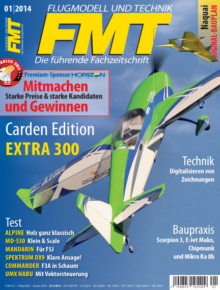FMT - FLUGMODELL UND TECHNIK December 12, 2013 00:00