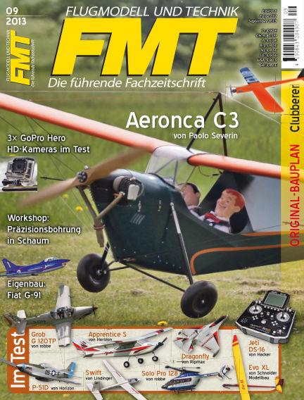FMT - FLUGMODELL UND TECHNIK August 01, 2013 00:00
