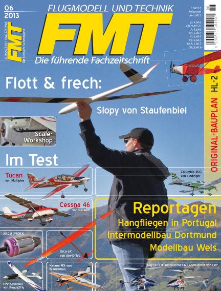 FMT - FLUGMODELL UND TECHNIK May 01, 2013 00:00