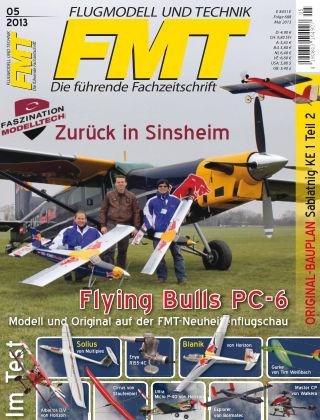 FMT - FLUGMODELL UND TECHNIK 05/2013
