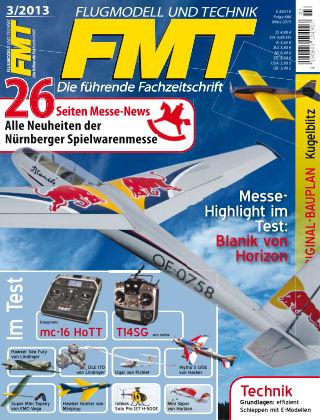 FMT - FLUGMODELL UND TECHNIK 03/2013