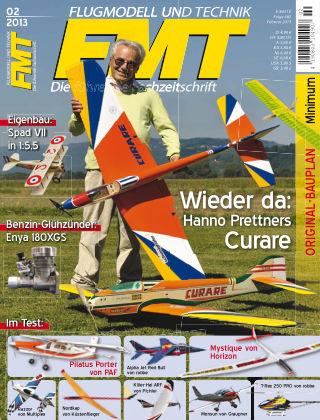 FMT - FLUGMODELL UND TECHNIK 02/2013