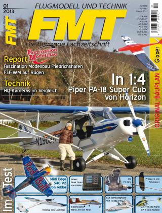 FMT - FLUGMODELL UND TECHNIK 01/2013