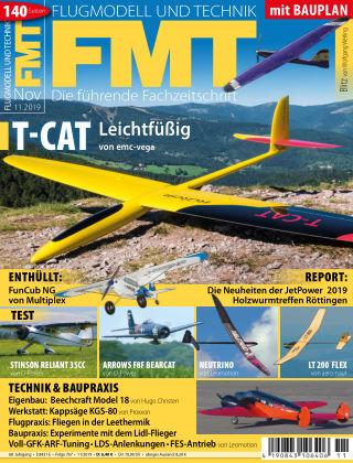 FMT - FLUGMODELL UND TECHNIK 11/2019