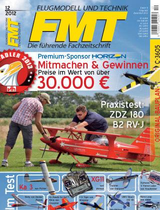 FMT - FLUGMODELL UND TECHNIK 12/2012