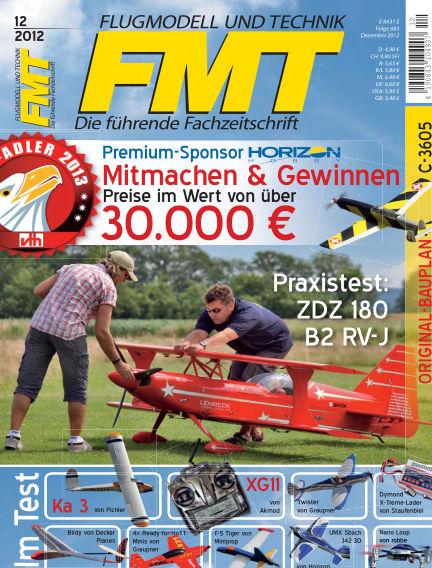 FMT - FLUGMODELL UND TECHNIK November 01, 2012 00:00