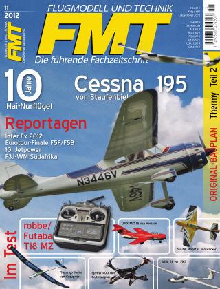FMT - FLUGMODELL UND TECHNIK 11/2012