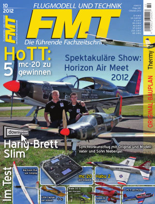 FMT - FLUGMODELL UND TECHNIK 10/2012