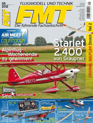 FMT - FLUGMODELL UND TECHNIK 09/2012