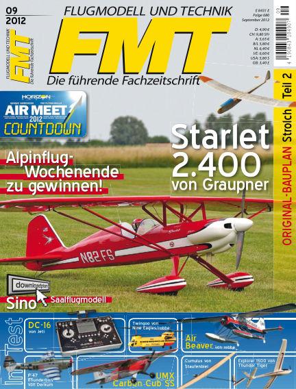 FMT - FLUGMODELL UND TECHNIK August 01, 2012 00:00