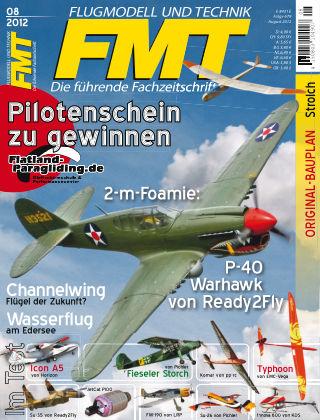 FMT - FLUGMODELL UND TECHNIK 08/2012