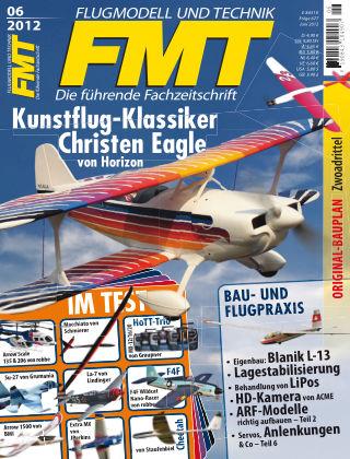 FMT - FLUGMODELL UND TECHNIK 06/2012