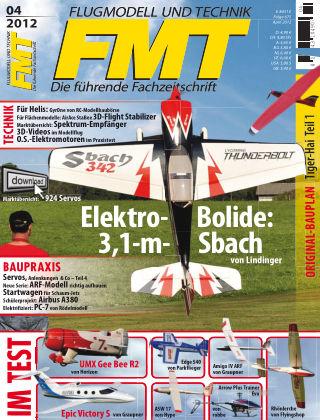 FMT - FLUGMODELL UND TECHNIK 04/2012
