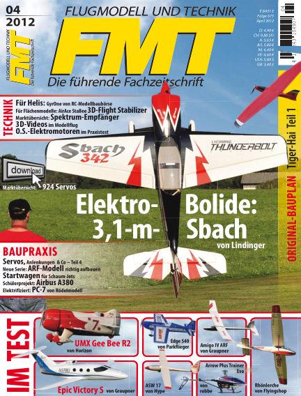 FMT - FLUGMODELL UND TECHNIK March 01, 2012 00:00
