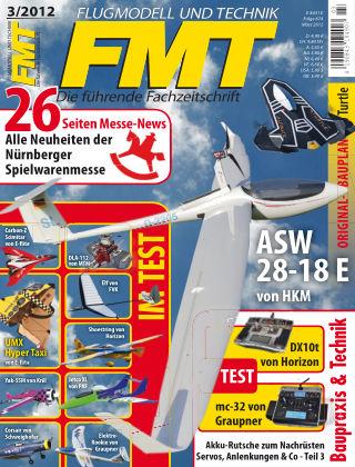 FMT - FLUGMODELL UND TECHNIK 03/2012
